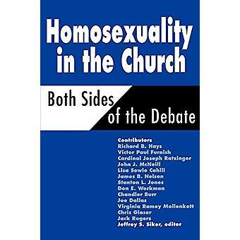 Homosexualitet i kyrkan - Båda sidor av debatten av Jeffrey S. S