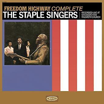 Staple Singers - Freedom Highway [Vinyl] USA import