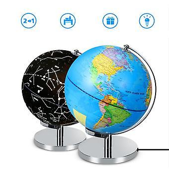 23cm constellatie globe met beugel, Smart Globe voor kinderen 's leren