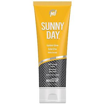 Pro Tan Loción autobronceadora Sunny Day Golden Glow 237 ml