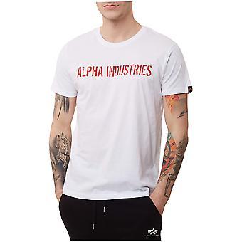 Alpha Industries Rbf Moto Tshirt 11651209 universal  men t-shirt