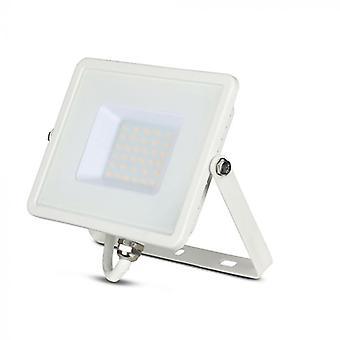 V-tac VT-30-W LED spotlight - 30 W - 2400 Lm - 4000K - blanco