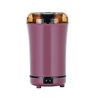 Electric Coffee Grinder, Spice And Grain Herbal Grinder | Purple