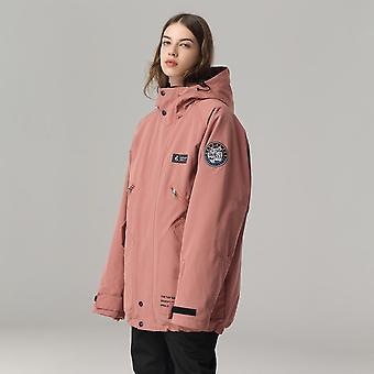 Ski Jacket Women Waterproof Windproof Skiing And Snowboarding Jacket Pants Set