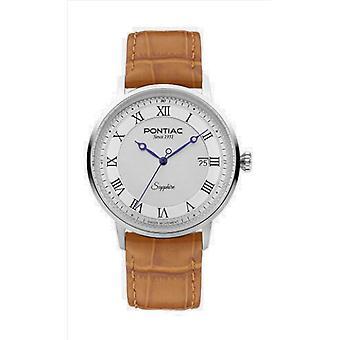 PONTIAC Wristwatch Masculino LOUIS P20098