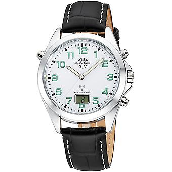 Mens Watch Master Time MTGA-10735-12L, Quartz, 41mm, 3ATM
