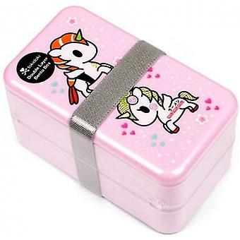 bento-Lunchbox 19 cm rosa