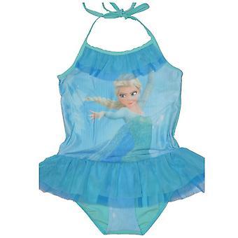 בגדי ים של ילדה קפואה 2 בגדי ים של ילדים בחתיכה אחת