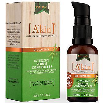 A'kin Oil Control Intensive Sebum Controller Combination & Oily Skincare