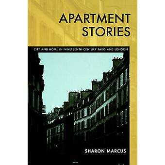 Apartment Stories by Sharon Marcus