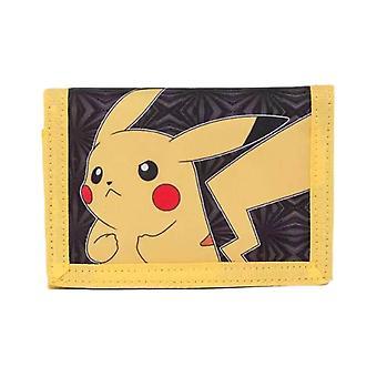 Children's Nintendo Pokemon Pikachu Bi-Fold Wallet