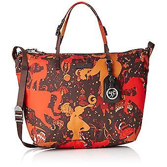 piero guidi 21412 Magic Circus Camouflage Crossbody bag, 37 cm, Wild