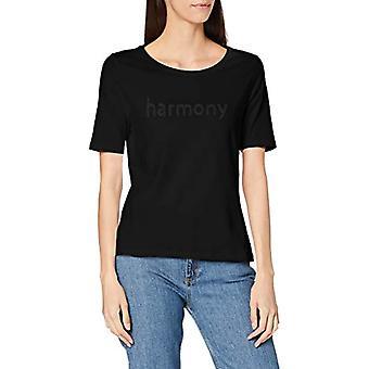 s.Oliver BLACK LABEL 150.10.101.12.130.2059207 T-Shirt, 99d2, 40 Donna