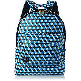 Mi-Pac - Backpack, multicolored (blue/aqua/black)