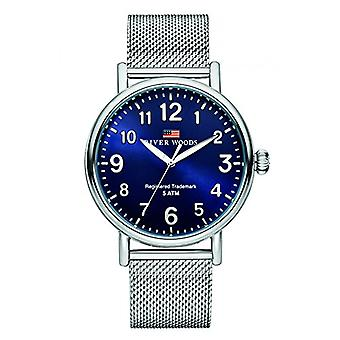 River Woods Analog Watch Men's Quartz with Stainless Steel Strap RW420016
