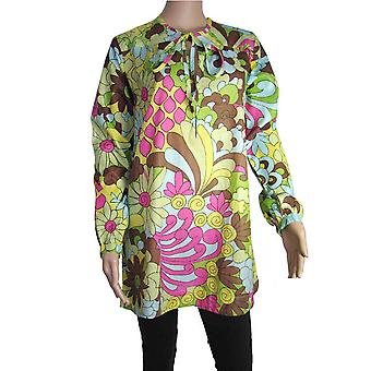 Antik Batik Womens 'Witney' Long Tunic Shirt/Dress