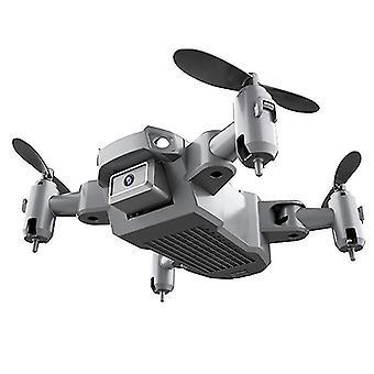 Mini drones dobráveis 4K quadcopter com câmera dupla hd cai971