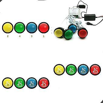 Colorful Button Prop