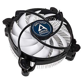 Arctic Alpine 12 Low Profile Compact Heatsink &Fan, Intel 115x Sockets, Fluid Dynamic Bearing, 6 års garanti