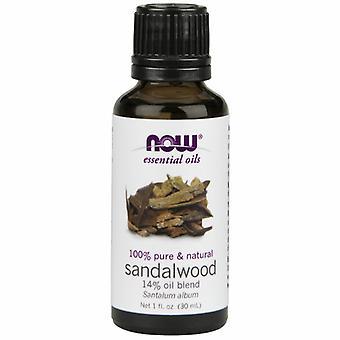 Nyt Foods SandalWood Oil, Blend 1 oz