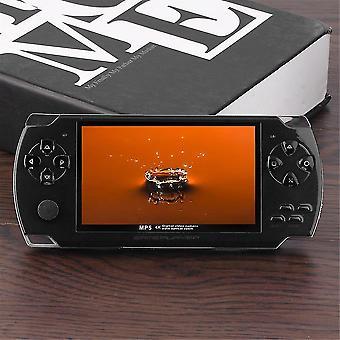 Přenosný 4,3 ch 480 * 272 Tft displej Ruční video hudební herní konzole