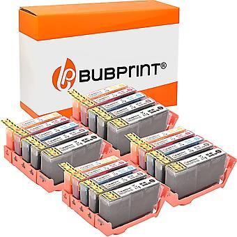 20  Druckerpatronen kompatibel für HP 364XL für DeskJet D5460 PhotoSmart 7510 7520 e-All-in-One