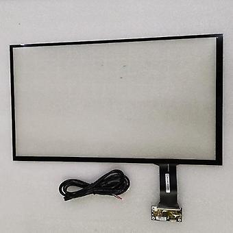 Kapacitní dotykový panel obrazovky G +g Tvrzené sklo