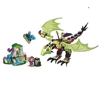 Dziewczyny Fairy Kompatybilny Lepining Elfy Dragon Seria
