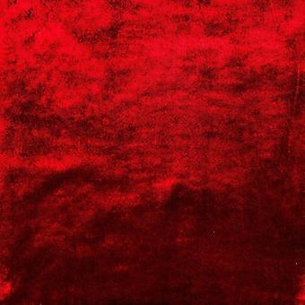 McAlister têxteis brilhante vinho vermelho esmagado cortinas de veludo