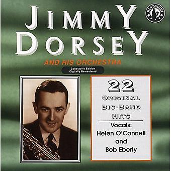 Jimmy Dorsey & His Orchestra - 22 Original Recordings [CD] USA import