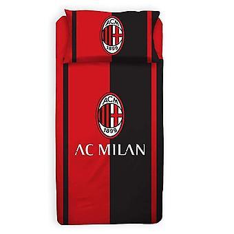 AC Milan Single Duvet Set