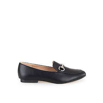 Zian Zapatos Casual 23376_36 Color Negro
