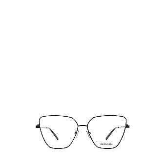 Gafas balenciaga BB0170O negras femeninas