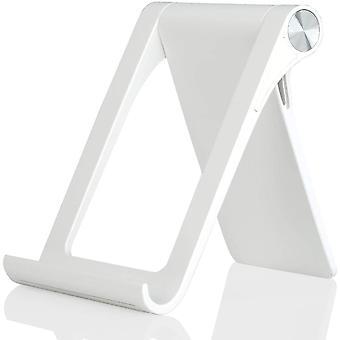 Telefonstativhållare flervinkeljusterbar telefonbordsställshållare för