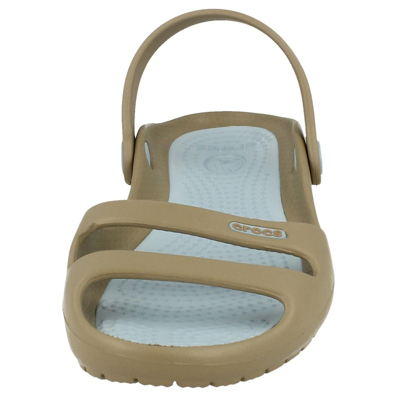 Ladies Crocs Casual Sandaler Cleo Ii