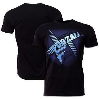 "Forza Sports ""Crossroads"" MMA T-Shirt - Black"