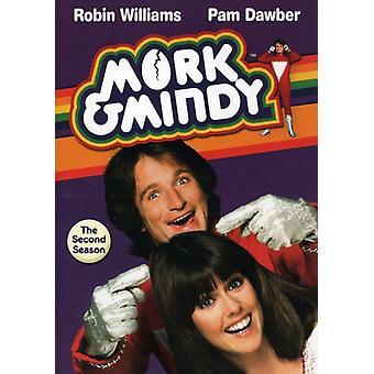 Mork & Mindy: Sæson 2 [DVD] USA import