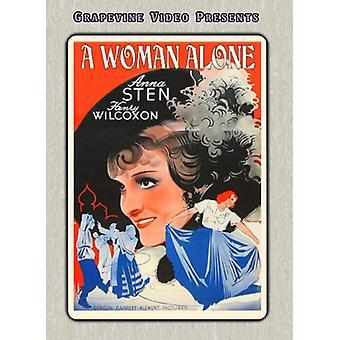 Woman Alone (1936) [DVD] USA import