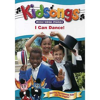 Kidsongs - I Can Dance [DVD] USA import