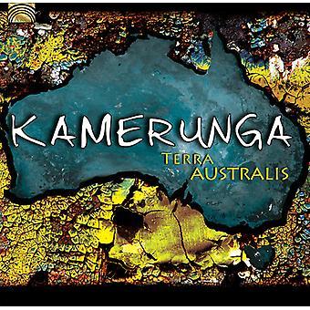 Amstelveen - Terra Australis [CD] USA importeren