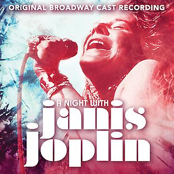 Nuit avec Janis Joplin/O.C.R. - nuit avec importation USA Janis Joplin/O.C.R. [CD]
