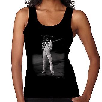 Freddie Mercury koningin Manchester Palace 1974 vrouwen Vest