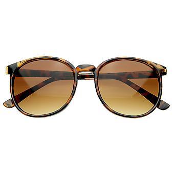 Vintage Inspired ronde cirkel P-3 Frame zonnebril
