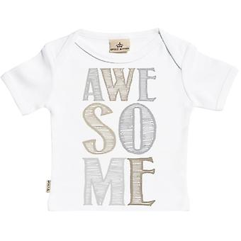 Spoilt Rotten AWESOME Short Sleeve Baby T-Shirt