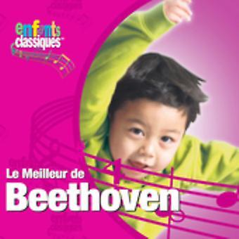 Enfants Classiques - Le Meilleur De Beethoven [CD] USA import