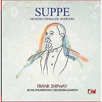 Von Suppe - Dichter Und Bauer: Alkusoitto [CD] USA tuonti