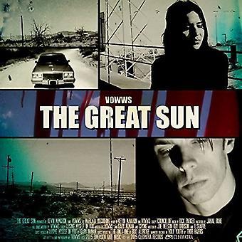 Vowws - stort solen [CD] USA import