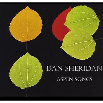 Dan Sheridan - importação EUA Aspen Songs [CD]