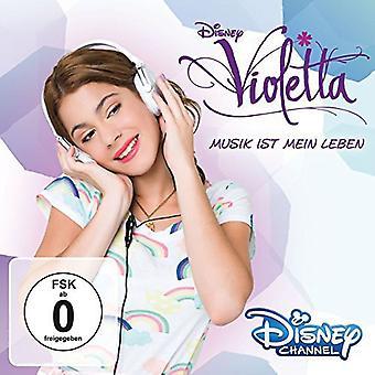 Various Artists - Violetta: Musik Ist Mein Leben: Deluxe Edition [CD] USA import