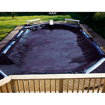 Swimline S1224RC 12' x 24' Deluxe In Ground Swimming Pool Winter Cover